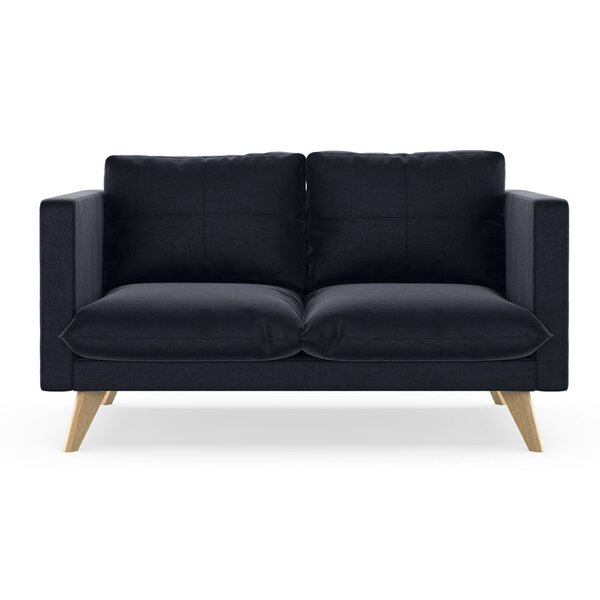 Cozart Mod Velvet Loveseat by Corrigan Studio