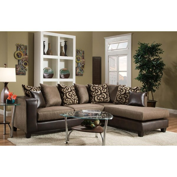 Linzy Right Hand Facing Sectional By Latitude Run