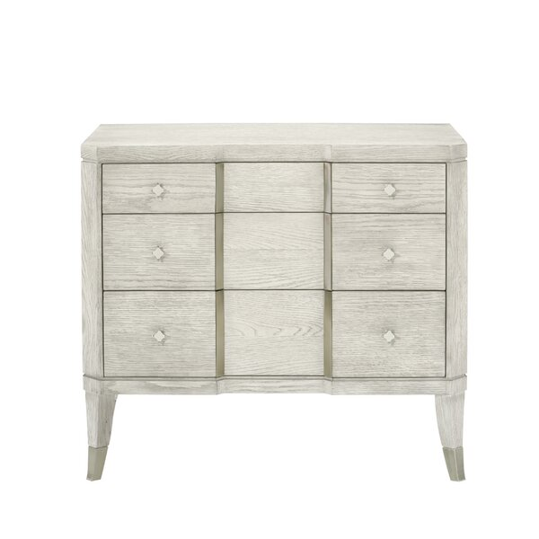 Domaine 3 Drawer Bachelors Chest by Bernhardt