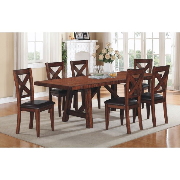 Corvallis Extendable Dining Table by Loon Peak