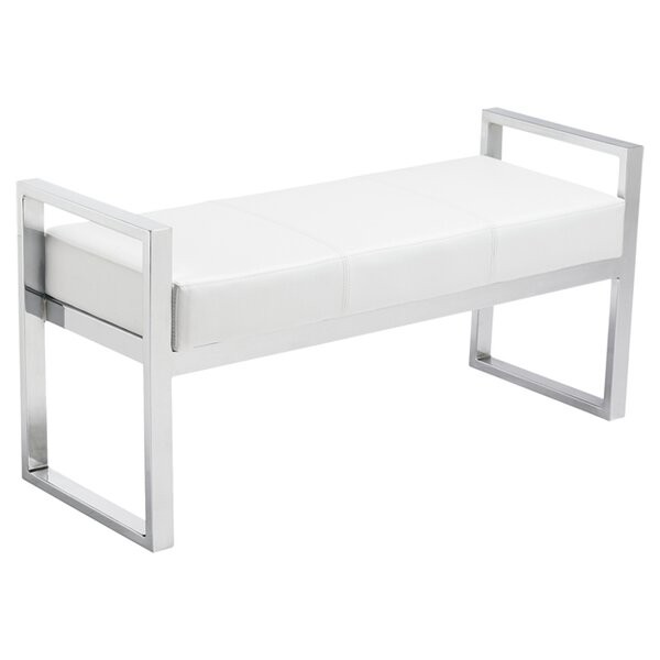 Place One Seat Bench by Orren Ellis Orren Ellis