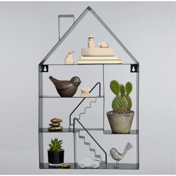 RowHouse Wall Shelf by Design Ideas