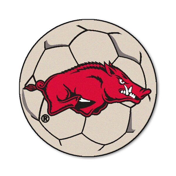 NCAA University of Arkansas Soccer Ball by FANMATS