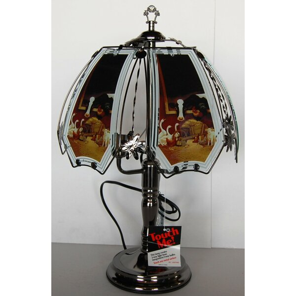 Animal Theme 23.5 Table Lamp by ABC Home Collection