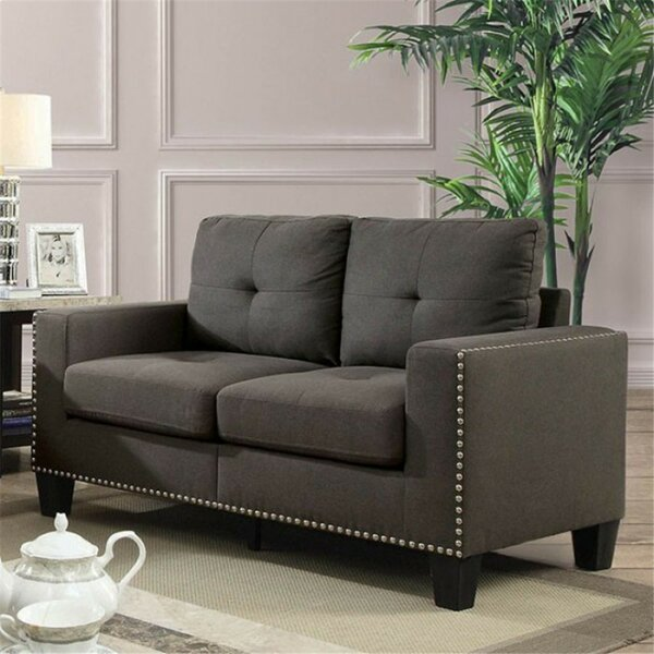 Makenzie Loveseat By Alcott Hill Modern