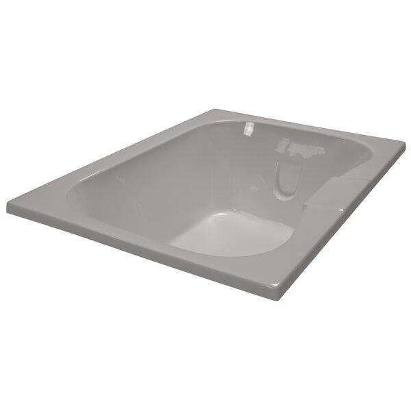 60 x 42 Soaker Bathtub by American Acrylic