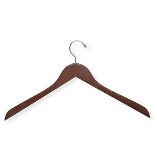 Affordable Basic Shirt Hanger (Set of 5) By Rebrilliant