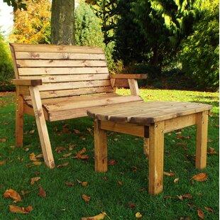 Bench And Table | Wayfair.co.uk
