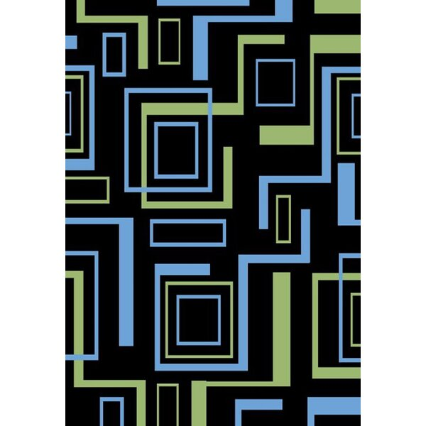 Alisa Boxes Kids Rug by Threadbind