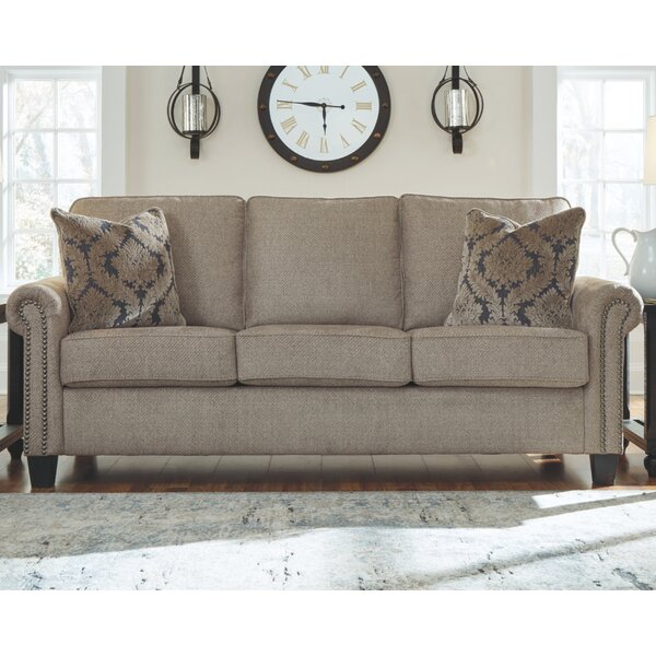 Modern Collection Pereda Sofa by Alcott Hill by Alcott Hill