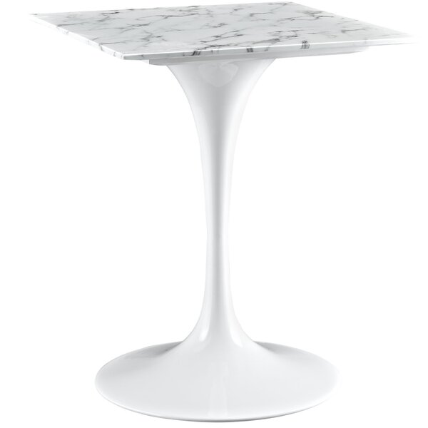 Gracie 24 Marble Side Table by Langley Street