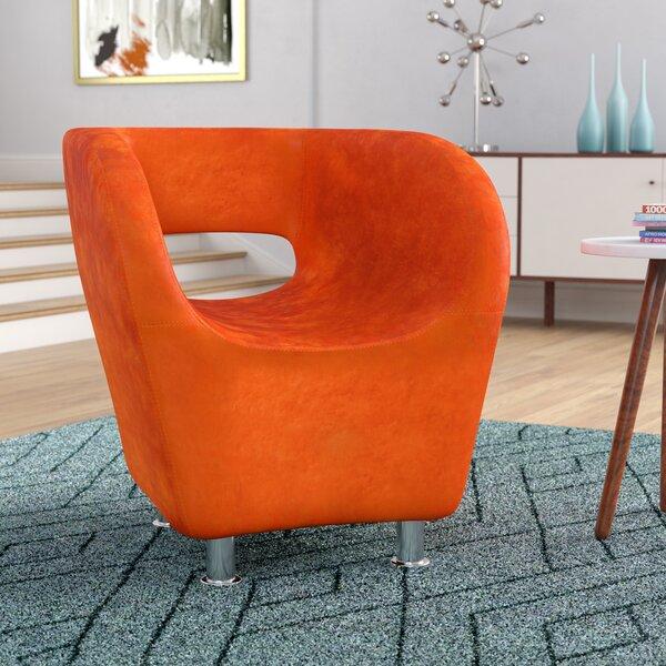 Sarita Barrel Chair by Corrigan Studio