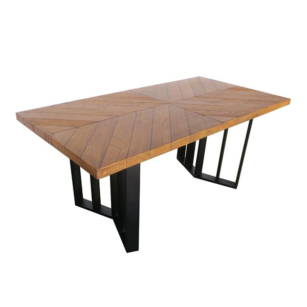 Tyesha Outdoor Dining Table by Brayden Studio