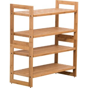 4-Tier Shoe Rack (Set of 2)