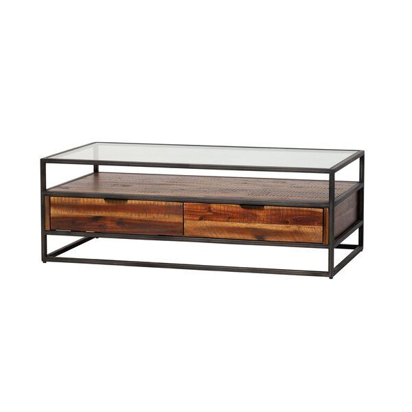 Tabron Coffee Table With Storage By Union Rustic