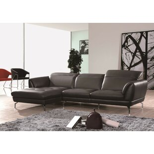 Brinn Reclining Sectional Orren Ellis