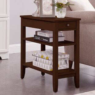 Middlebrooks Wooden End Table
