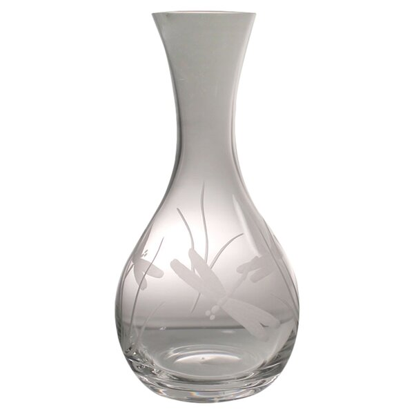 Dragonfly Carafe by Rolf Glass