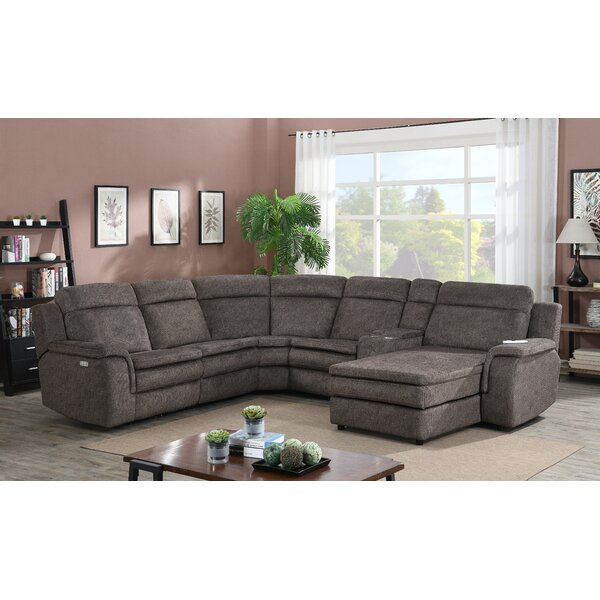 Bloomville Right Hand Facing Reclining Sectional By Latitude Run
