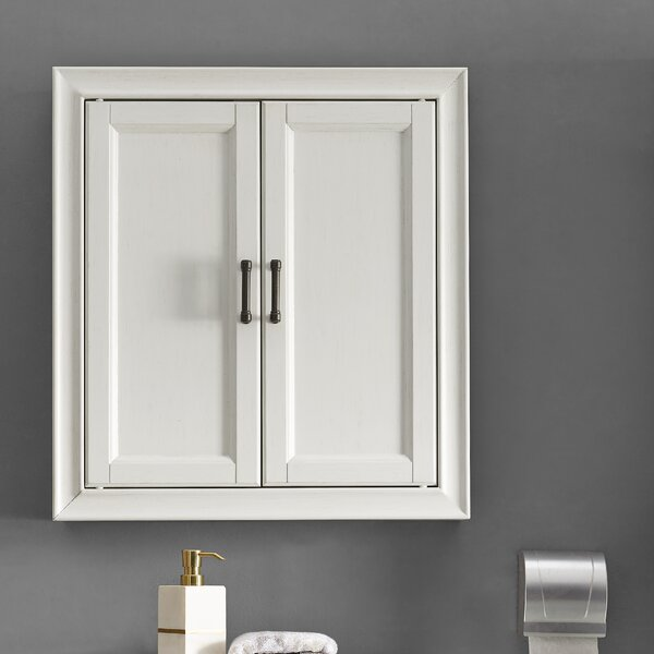 Witton 23.75 W x 26 H Wall Mounted Cabinet by Gracie Oaks