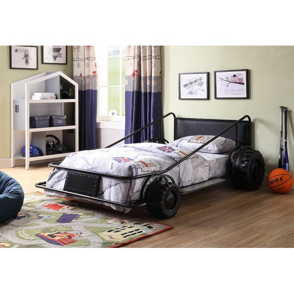 Toccoa Twin Platform Bed by Zoomie Kids