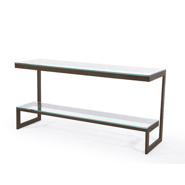 Review Genoa Console Table