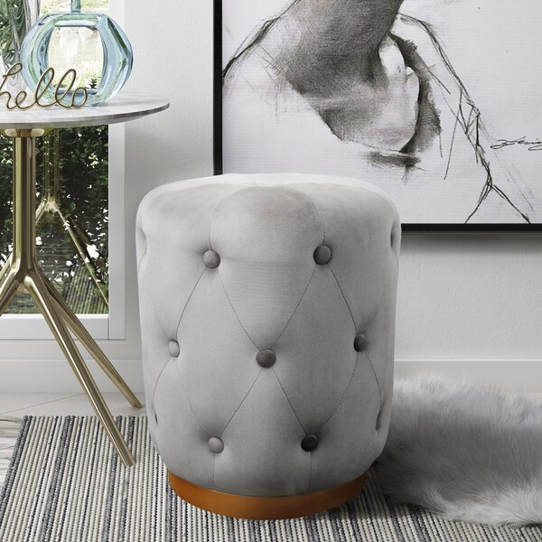 Holliman Pouf by Mercer41