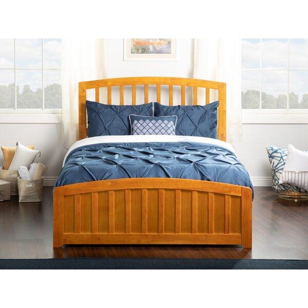 Luisa Full Panel Bed by Viv + Rae