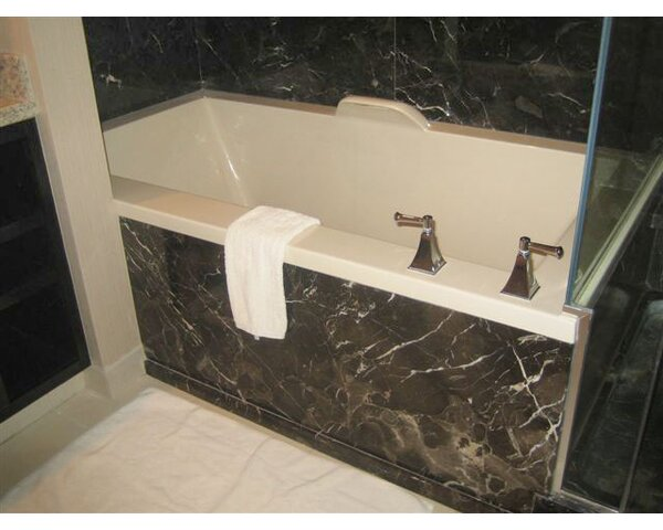 Designer Kayla 74 x 42 Whirlpool Bathtub by Hydro Systems