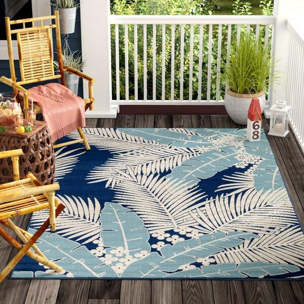 Bethel Ivory Indoor/Outdoor Area Rug by Bay Isle Home