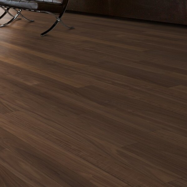 Linnea 4-5/8 Engineered Walnut City Hardwood Flooring by Kahrs