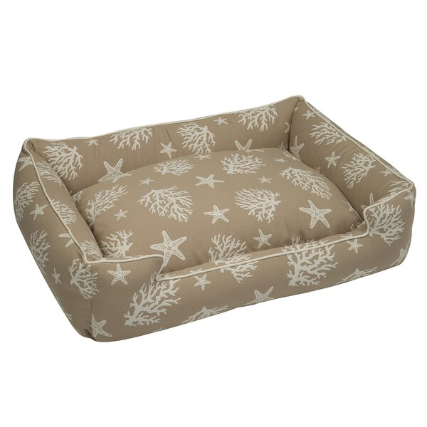 Cotton Blend Lounge Bed Bolster by Jax & Bones
