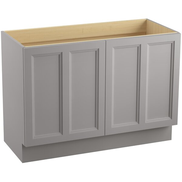 Damask™ 48 Vanity with Toe Kick and 2 Doors by Kohler