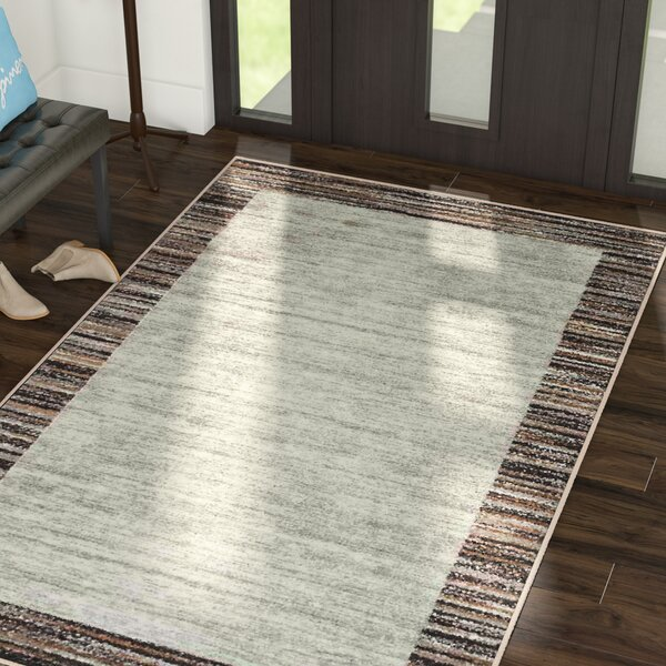 Clair Ivory/Beige Area Rug by Zipcode Design