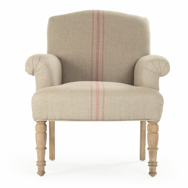 Sanford Armchair by Rosecliff Heights