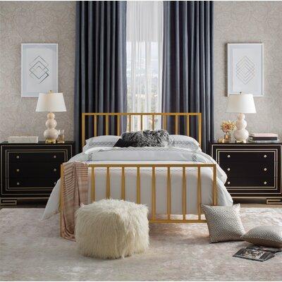 Modern Metal Beds Allmodern