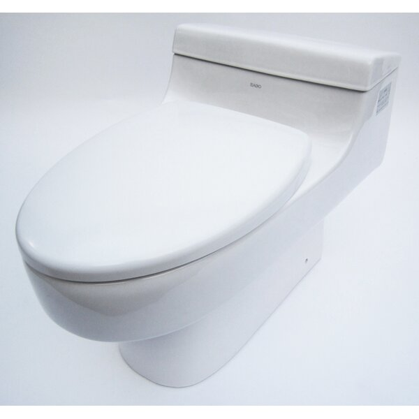 1.6 GPF Elongated Toilet Bowl by EAGO