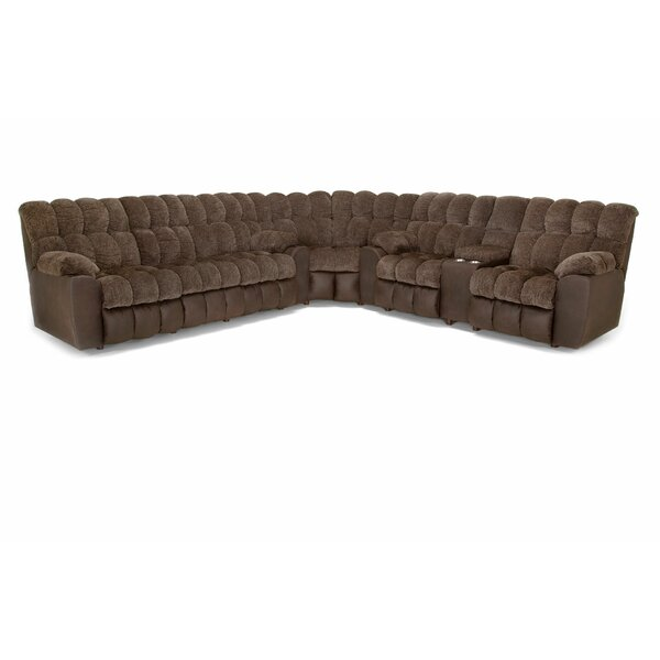 Healy Reversible Reclining Sectional by Red Barrel Studio