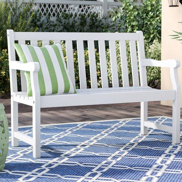 Hatten Wood Garden Bench by Sol 72 Outdoor