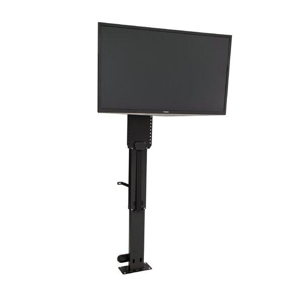 Whisper Lift II Pro Swivel Floor Stand Mount 65 LCD/Plasma Screen by Touchstone