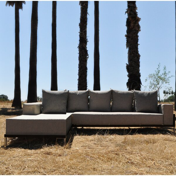 Tilly 2 Piece Sectional Set with Cushions by Orren Ellis