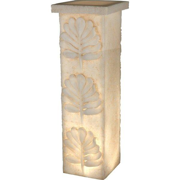 Chorley Decorative Polyresin Pedestal by Fleur De Lis Living
