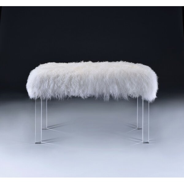 Froelich Upholstered Bench by Everly Quinn