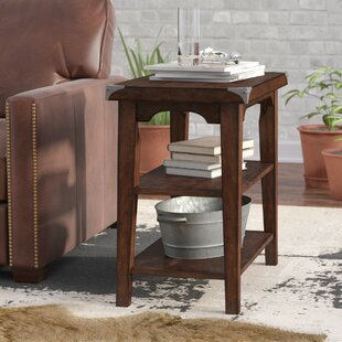 Read Reviews Hebbville End Table By Trent Austin Design
