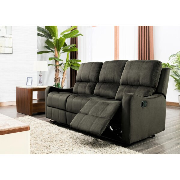 Weekend Choice Diop Reclining Sofa by Winston Porter by Winston Porter
