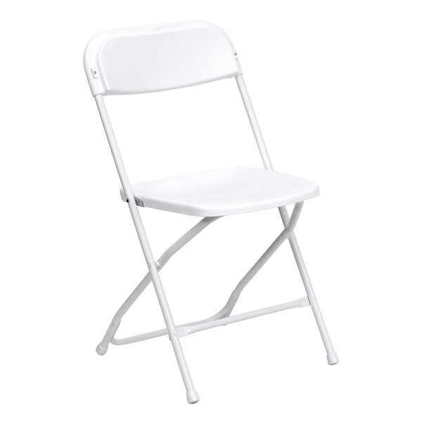 Laduke Premium Plastic Folding Chair (Set of 2) by Symple Stuff