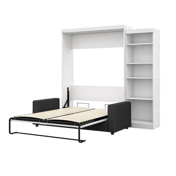 Maja 4 Piece Storage Murphy Bed Set by Red Barrel Studio