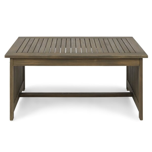 Berghauser Wooden Coffee Table by Union Rustic