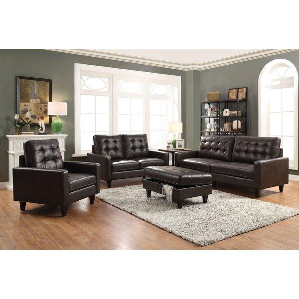 Cascio Configurable 2 Piece Living Room Set by Red Barrel Studio