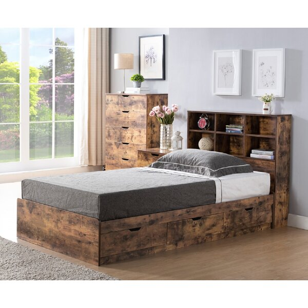 Felten Storage Platform Bed by Union Rustic